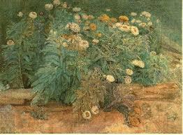Anna Syberg - Evighedsblomster, 1904.
